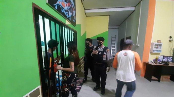 Sabhara Polres Banjarbaru Ciduk Tiga PSK Online di Bawah Umur