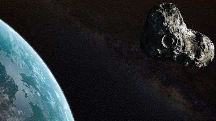 Sabtu, (10/8/2019), Asteroid 2006 QQ23 yang ukurannya 4 kali lipat lebih besar dari Monas akan terbang melintasi Bumi, tapi ini bukan ancaman untuk kita