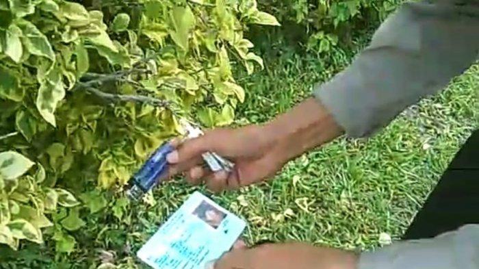 Narkoba Kalteng, Tertibkan Pengendara Tak Pakai Helm, Personel Polresta Palangkaraya Temukan Sabu