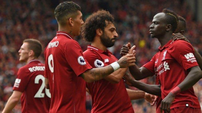 LINE UP Liverpool vs RB Salzburg, Live Video Streaming Kompas TV di Sini, Ada Trio Firmansah