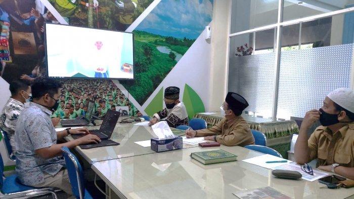 Kegiatan yang digelar PT Arutmin Indonesia sejak 20 April 2021 ini berhasil menjaring peserta dari sejumlah panti asuhan.