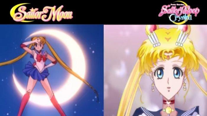 Gratis Kartun Sailor Moon Kini Bisa Ditonton Di Youtube Halaman 2 Banjarmasin Post