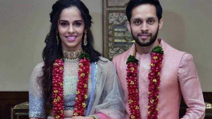 Simpan Hubungan Sejak 2017, Saina Nehwal Akhirnya Menikah dengan Teman Pelatnas