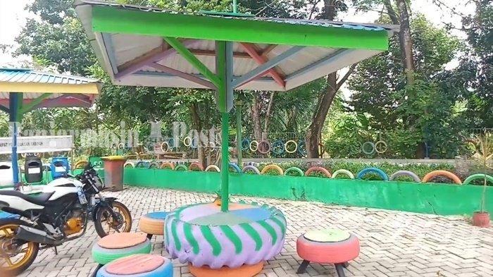 Wisata Kalteng, TPA Handel Palinget Kabupaten Kapuas Mudah Dikunjungi