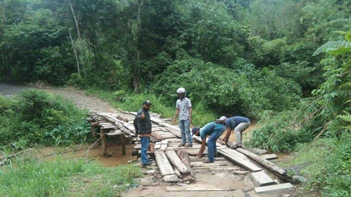 Merasa Dicueki Pascabanjir HST, Warga Adat di Papagaran Ancam Eksploitasi Sendiri Hutan Meratus