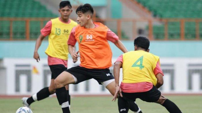 LIVE Net TV! Jadwal Live Streaming Timnas U-19 Indonesia vs Bulgaria Jelang Piala Asia U-19 2020