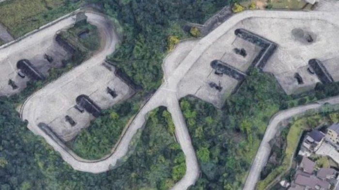 Sejumlah Fasilitas Militer Rahasia Taiwan Terungkap Tak Sengaja di Foto Satelit Google Maps
