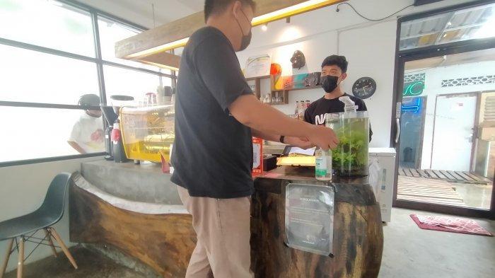 Kalselpedia, Daftar Usaha Jasa Penyedia Makanan dan Minuman di Kota Banjarbaru