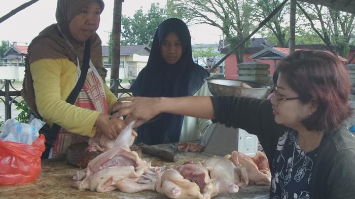 Kartel di Indonesia Sudah Menguasai Ayam Potong