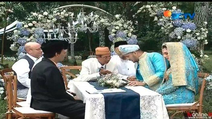Mawar Hitam Ranty Maria Saat Pernikahan Ammar Zoni & Irish Bella, Unggahan Giorgino Abraham Disorot