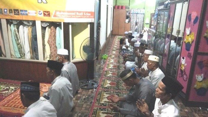 Salat Hajat dan Doa Bersama di Desa Rantau Panjang