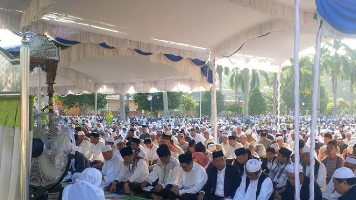 Mujiburrahman Mengajak Umat Mengambil Teladan dari Kesalehan Nabi Ibrahim