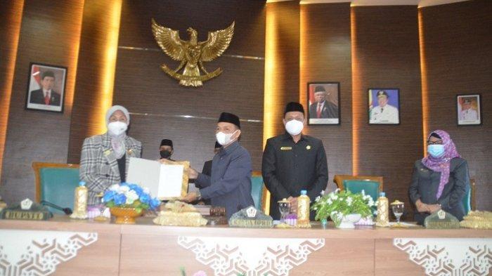 Usai Uji Publik, DPRD Batola Sampaikan Empat Inisiatif Raperda