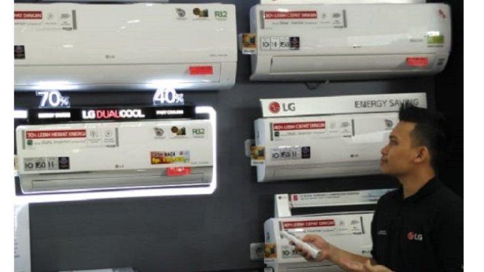 AC Baru Lengkapi Suasana Lebaran, Ada Potongan Harga Pembelian AC Rendah Watt di Pos Elektronik