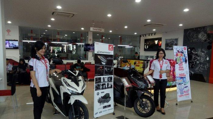 Selama Ramadan, Trio Motor Targetkan Penjualan 14.500 Unit Semua Tipe