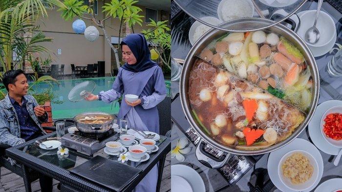 Shabu-Shabu dengan Kaldu Cita Rasa Nikmat Hadir di Grand Dafam Q Hotel Banjarbaru