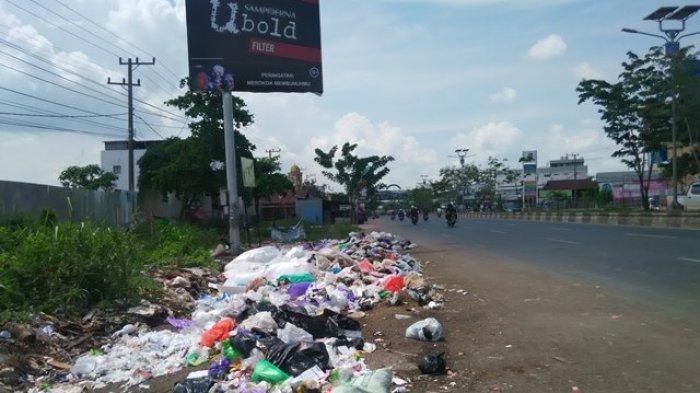 Dinas Lingkungan Hidup Kabupaten Banjar, Tolong Bersihkan Kawasan Jalan A Yani Km 7-Km 18