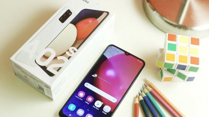 Dibanderol Rp 1 Jutaan, Samsung Galaxy A02s Terintegrasi Fitur Samsung Health