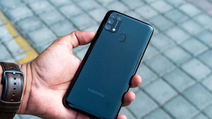 Samsung Galaxy M31 Hadir dengan Baterai Jumbo, Beli di Sini Lebih Murah Rp 200 Ribu