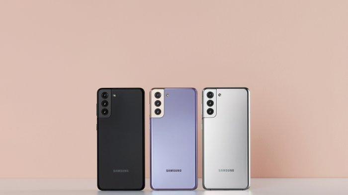 Rincian Harga Samsung Galaxy S21, S21 Plus, dan S21 Ultra 5G di Indonesia, Intip Spesifikasinya