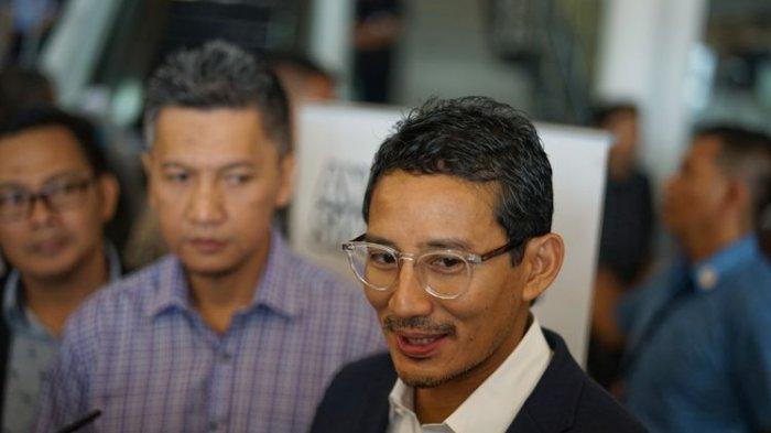 Jokowi Isyaratkan Sandiaga Uno Menang Pilpres 2024, Eks Pasangan Prabowo Ini Sebut Presiden Guyon