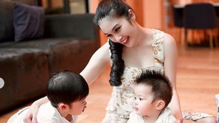 Gaji Pengasuh Anak Sandra Dewi dan Harvey Moeis Disentil, Luna Maya Syok Tahu Alasan si ART Mundur