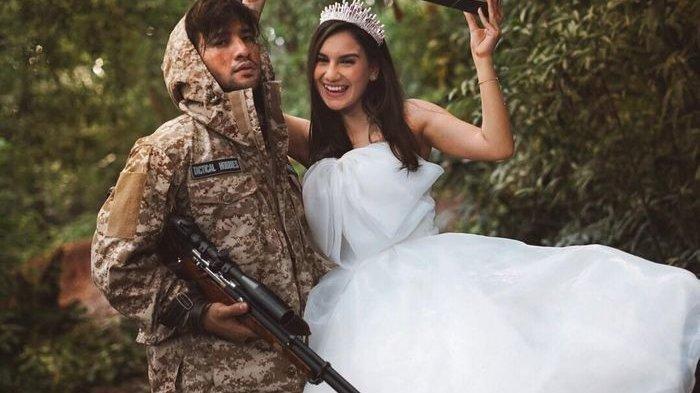 Bocoran Lokasi Pernikahan Ammar Zoni dan Irish Bella, Mantan Ranty Maria Lamar Resmi Ibel Esok
