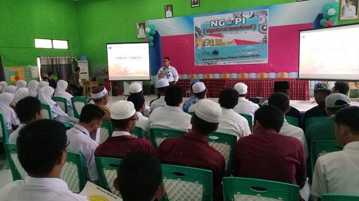 Santri Tahfizh Leadership PT Arutmin Indonesia Batulicin Ajak Kupas Rahasia Sukses dengan Al-Qur'an