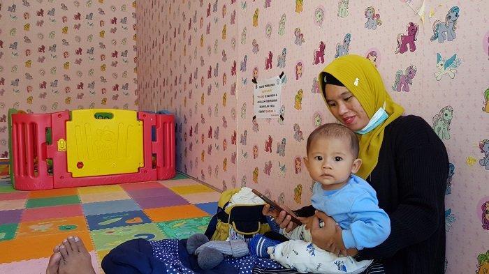 Beragam Fasilitas Penunjang Lengkapi Ruang Layanan SIM di Polres Tala, Ada Ruang Bermain Anak