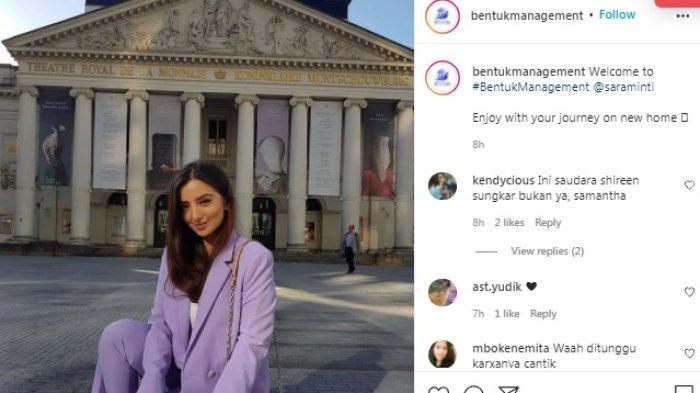 Perubahan Nasib Sarah Samantha Usai Dijodohkan dengan Verrell Bramasta, Gabung di Agensi Haico VDV