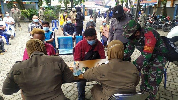 Kedapatan Tidak Pakai Masker, Warga Banjarmasin Rela Bayar Denda Rp 100 Ribu