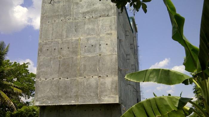 Sosialisasi Pajak dan IMB Sarang Walet di Pulau Petak Kabupaten Kapuas