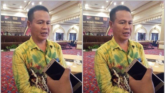 Ketua KPU Kalsel Sebut Anggaran PSU Pligub Kalsel Masih Dihitung