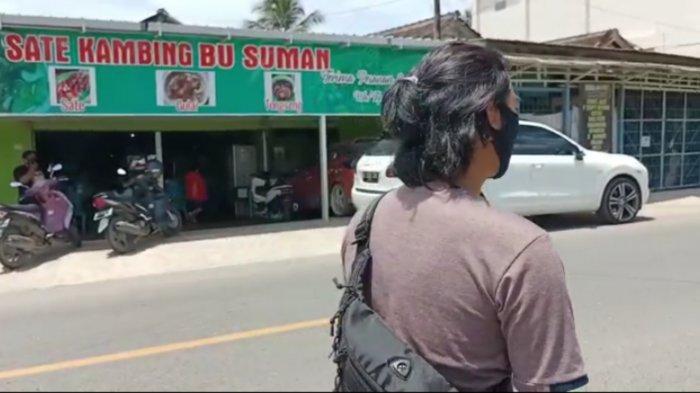 Kuliner Kalsel, ke Tanahbumbu Belum Lengkap Tanpa Menyantap Sate Kambing Bu Suman di Karangbintang