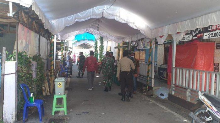 PPKM Banjarmasin, Petugas Gabungan Pantau Acara Pesta Perkawinan di  Kelurahan Sungai Baru