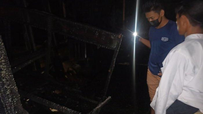 Kebakaran Kalsel di Banjarmasin, Api Ludeskan 1 Bangunan di Belitung Darat, Puluhan Ayam Hangus