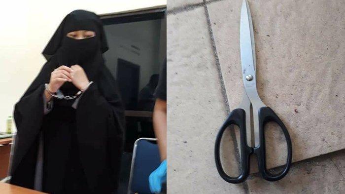Sosok Perempuan Ini Mau Melakukan Penusukan Di Mako Brimob, Isi Surat Bikin Heboh!