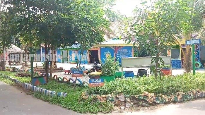 Wisata Kalteng, Taman Hingga Kafe Ada di TPA Handel Palinget Kabupaten Kapuas