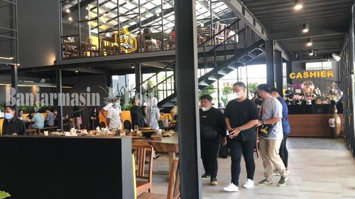 Kuliner Kalsel, Warung Wakaka Banjarmasin Jalankan Prokes dan Layani Online Delivery