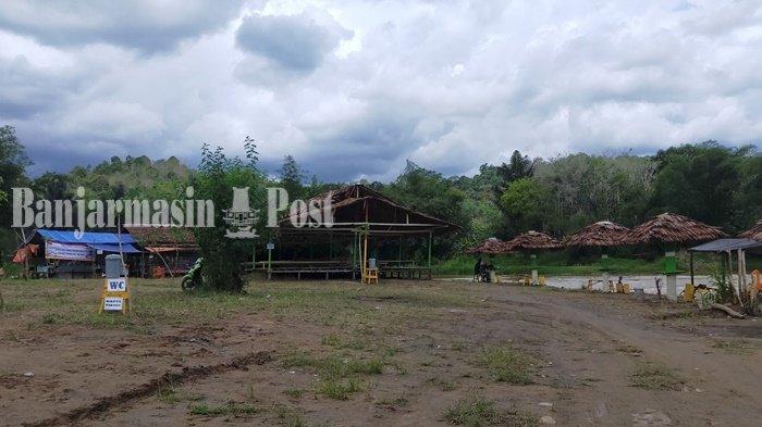 Wisata Kalsel, Sempat Ramai Pengunjung di Pulau Mas Kabupaten HST Sebelum Pandemi