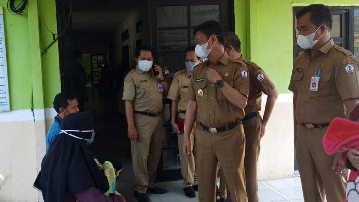 Satgas Yanlik Batola Sidak RSUD Abdul Azis, Pantau Pelayanan Kesehatan
