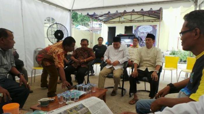 Sayed Jafar Unggul Diperhitungan Sementara KPU Kotabaru
