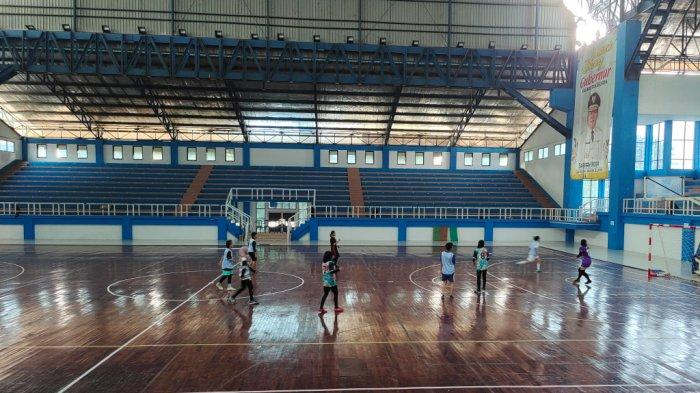 Tim Futsal Banjarbaru Geber Latihan,  Siap Hadapi Kejurprov 2021