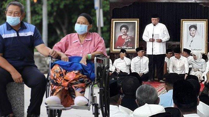 Curhat Pilu Aliya Rajasa Saat Ultah SBY yang Berbarengan 100 Hari Ani Yudhoyono Meninggal Dunia