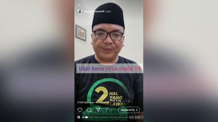 Jelang PSU Pilgub Kalsel 2020, Denny Indrayana Terkonfirmasi Positif Covid-19