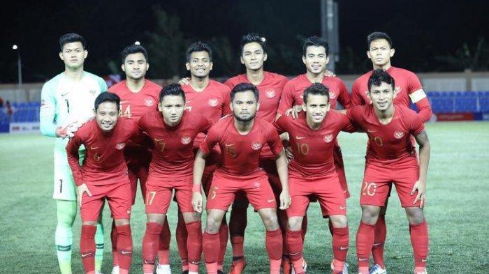 SESAAT LAGI Link RCTI! Live Streaming Timnas U-23 Indonesia vs Laos, TV Online Metube.id SEA Games