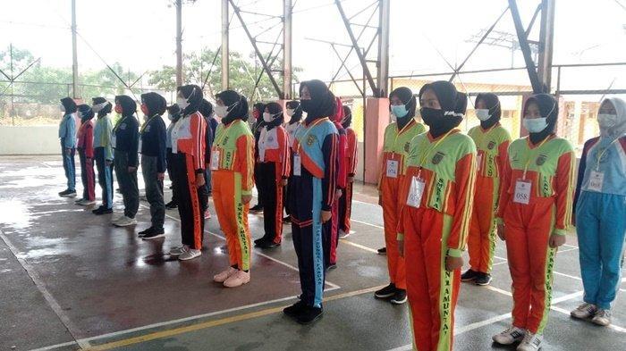 Seleksi Anggota Pasukan Pengibar Bendera Kabupaten HSU Dimulai