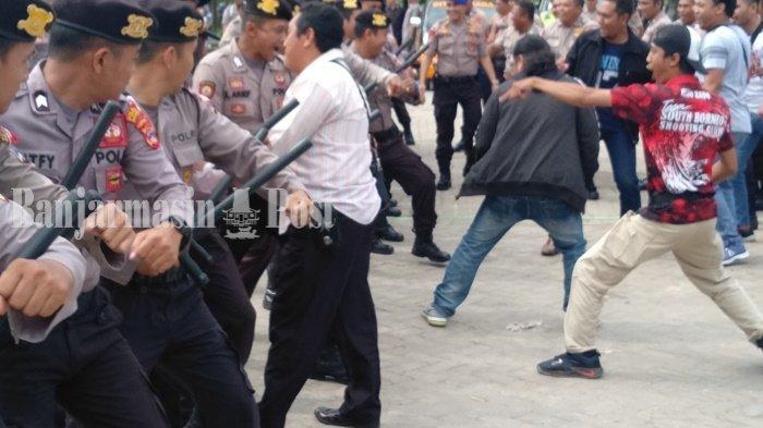 1.400 Personel TNI dan Polri Penuhi Lapangan Kamboja Banjarmasin, Ada Apa Ya?
