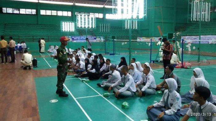 Seleksi 141 Calon Paskibra Tabalong,Sertu Suma'adi : Tidak Ada Intervensi dan Titipan