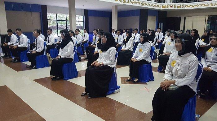 Lolos ke Final, 8 Finalis Nanang Galuh Intan Banjar Rebutan Tiket Grandfinal Duta WisataKalsel 2021